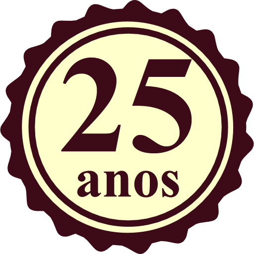 25anosbadge